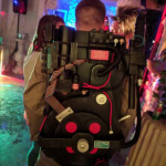 Proton Pack Rear View