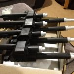 Proton Pack Wands x4