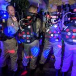 Proton Packs in Use