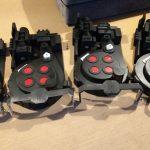 Proton Packs x4 Sprayed